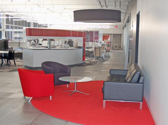 AMC Lounge Space