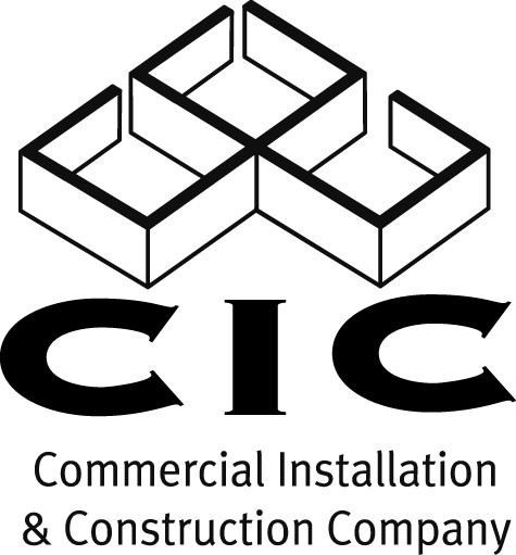 CIC Logo_BW